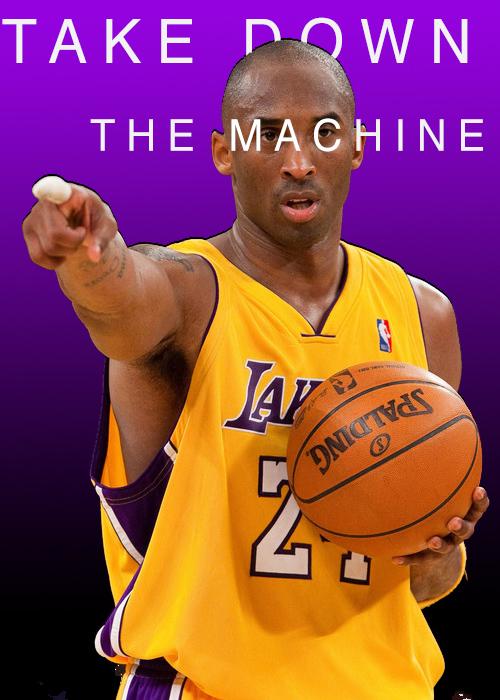 Take Down Machine